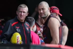 AFL 2019 Training - Essendon 020919