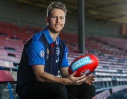 AFL 2019 Training - Western Bulldogs 020919