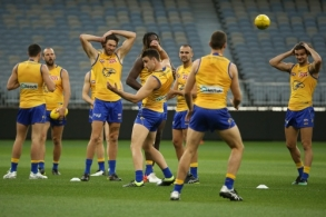 AFL 2019 Training - West Coast 200919