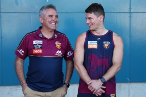 AFL 2019 Media - Brisbane Media Opportunity 030919