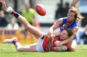 VFL 2019 1st Semi Final - Footscray v Port Melbourne