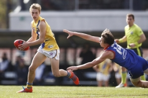 NAB League 2019 2nd Semi Final - Gippsland v Western Jets