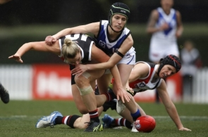 VFLW 2019 2nd Semi Final - Southern Saints v Melbourne Uni