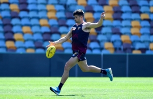 AFL 2019 Training - Brisbane 130919