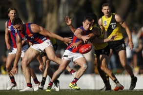 VFL 2019 1st Preliminary Final - Richmond v Port Melbourne