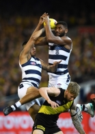 AFL 2019 Second Preliminary Final - Richmond v Geelong