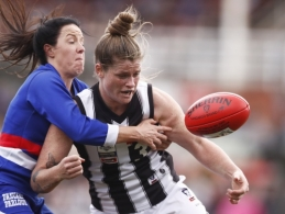 VFLW 2019 Grand Final - Western Bulldogs v Collingwood