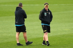 AFL 2019 Training - Richmond 270919