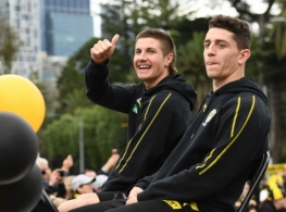 AFL 2019 Media - Toyota AFL Grand Final Parade