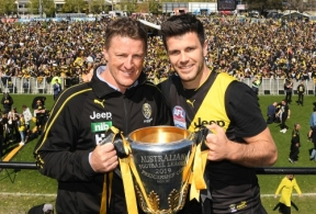 AFL 2019 Media - Richmond Premiership Celebrations