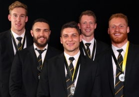 AFL 2019 Media - Richmond Best and Fairest