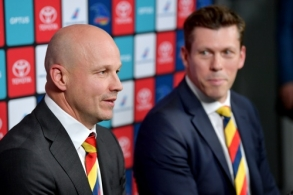 AFL 2019 Media - Adelaide Media Opportunity 151019