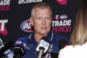 AFL 2019 Media - Telstra AFL Trade Period 161019