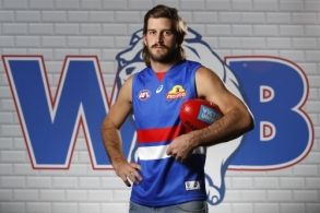 AFL 2019 Media - Western Bulldogs Media Opportunity 171019