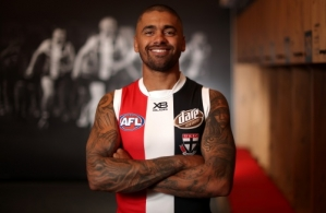 AFL 2019 Media - St Kilda Media Opportunity 251019