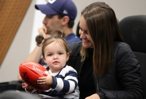AFL 2019 Media - Geelong Media Opportunity 281019