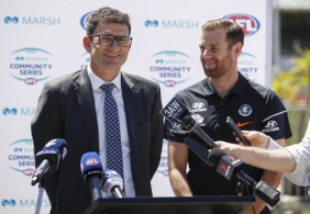 AFL 2019 Media - 2020 AFL Marsh Community Series Fixture Launch