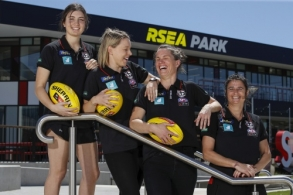 AFL 2019 Media - 2020 AFLW Fixture Announcement
