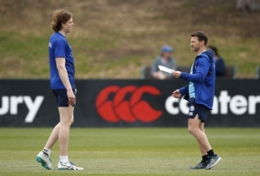 AFL 2019 Training - North Melbourne 151119