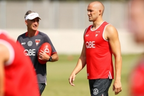 AFL 2019 Training - Sydney Swans 181119