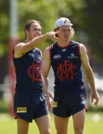 AFL 2019 Training - Melbourne 181119