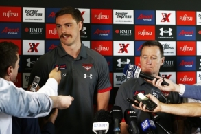 AFL 2019 Training - Essendon 211119