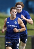 AFL 2019 Training - North Melbourne 221119