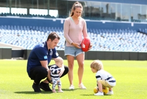 AFL 2019 Media - Geelong Media Opportunity 221119