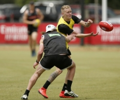AFL 2019 Training - Collingwood 251119