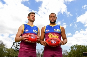 AFL 2019 Training - Brisbane Lions 251119