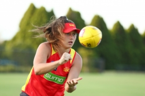 AFLW 2019 Training - Gold Coast 251119