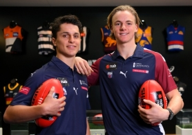 AFL 2019 Media - AFL Draft Media Opportunity 261119