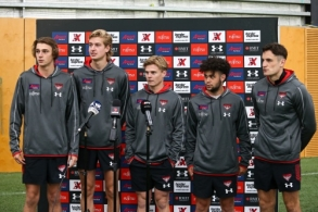 AFL 2019 Training - Essendon 021219