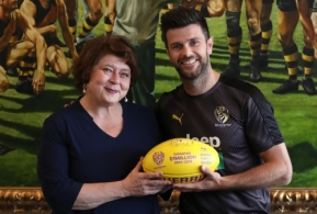 AFL 2019 Training - Richmond 021219