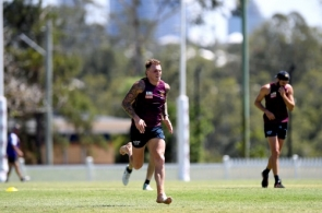 AFL 2019 Training - Brisbane Lions 021219
