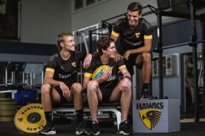 AFL 2019 Training - Hawthorn 021219