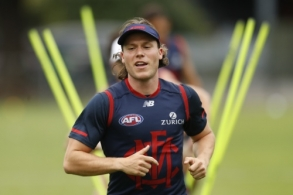 AFL 2019 Training - Melbourne 041219