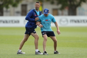 AFL 2019 Training - North Melbourne 061219