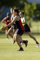 AFLW 2019 Training - Melbourne 101219