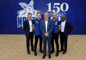 AFL 2019 Media - North Melbourne Media Opportunity 121219