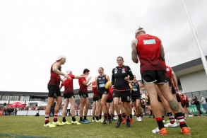 AFL 2019 Training - St Kilda 141219