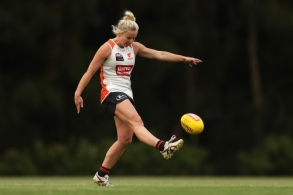 AFLW 2019 Training - GWS 161219