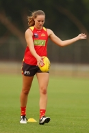 AFLW 2019 Training - Gold Coast 161219