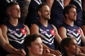AFL 2020 Media - Fremantle Team Photo Day