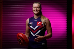 AFLW 2020 Portraits - Fremantle
