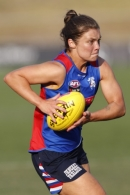 AFLW 2019 Training - Western Bulldogs 171219