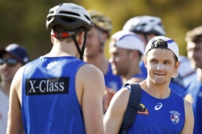 AFL 2019 Training - Western Bulldogs 181219