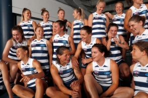 AFLW 2020 Portraits - Geelong