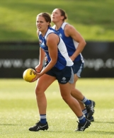 AFLW 2020 Training - North Melbourne 160120