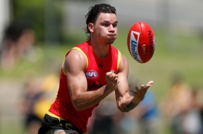 AFL 2020 Training - Tigers on the Gold Coast